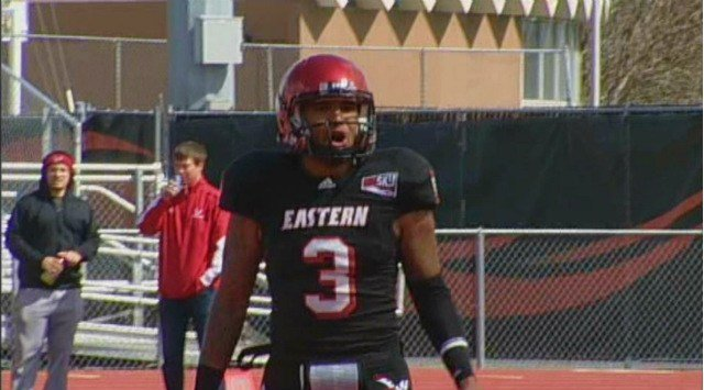Vernon Adams threw for 149 yards and 3 touchdowns in EWU's Red and White game live on SWX this Saturday, April 26.