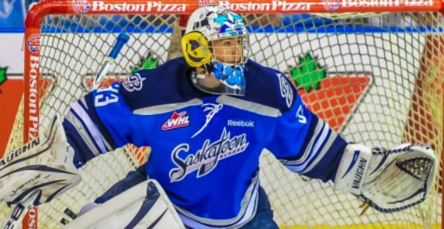 The Chiefs have traded for Saskatoon goalie Alex Moodie leading in to the 2014 season.