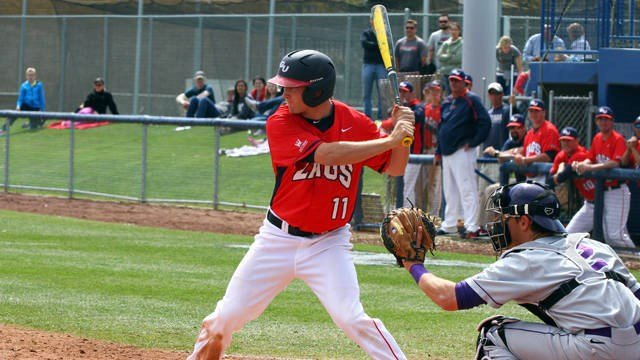 Gonzaga secured the series victory over BYU on Saturday. (Photo: Torrey Vail)