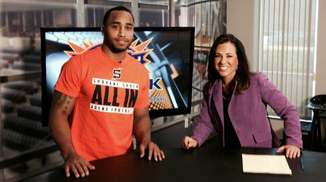 Spokane Shock linebacker Terrence Moore joined SWX for another edition of Shock Talk powered by VPI Home Solutions.