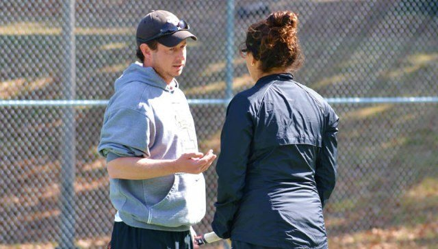 Jeff Beaman was named the ITA's 2014 regional coach of the year on Tuesday. (Photo: Becky Paull)