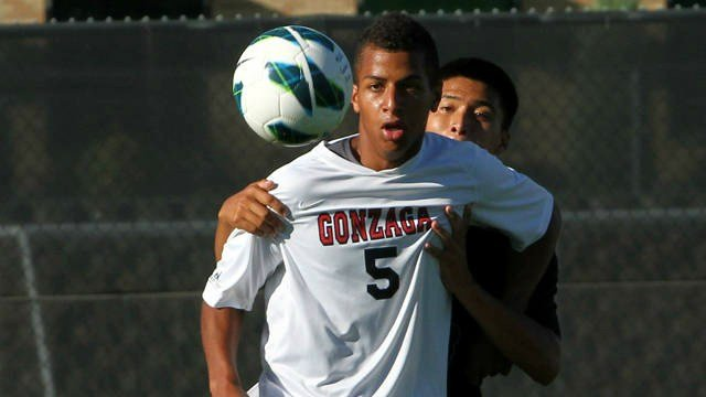 Gonzaga's Zach Hamer will spend time with the Portland Timbers U-23 club during the offseason.