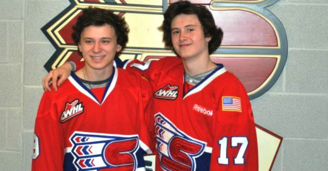 Kailer Yamamoto joins his brother, Keanu, on the Chiefs.