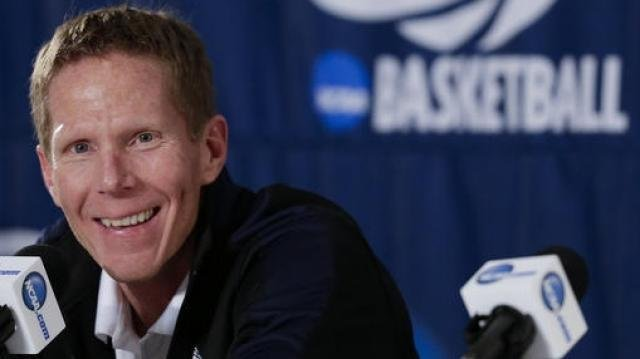 Mark Few was pleased to announce that Gonzaga will be facing UCLA and Arizona in the upcoming seasons. (Photo: Gonzaga Athletics)