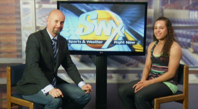 Local MMA standout Elizabeth Phillips joined SWX in studio to talk about her upcoming fight and much more.
