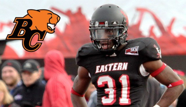 T.J. Lee III will continue his football career in Canada with the CFL's B.C. Lions.