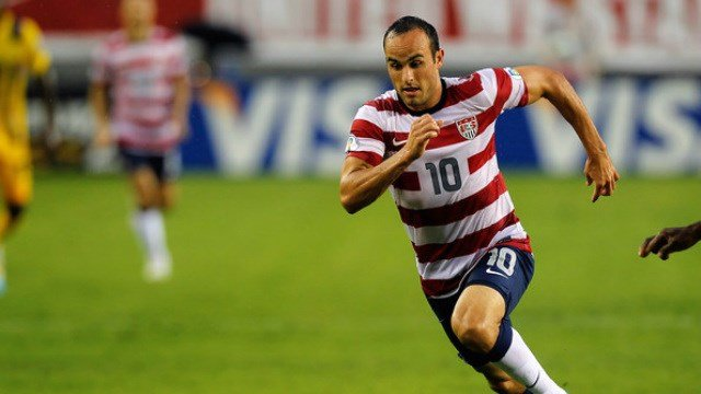 Landon Donovan will not be on a U.S. World Cup roster for the first time in over a decade. (Photo: Zimbio)