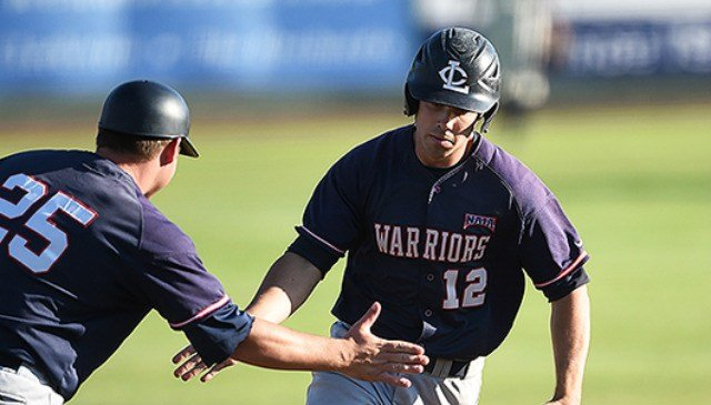 LCSC will face Cumberland, a team they have both lost to and beat, in the NAIA World Series Championship game on Friday, May 30. (Photo: Referee Photo)