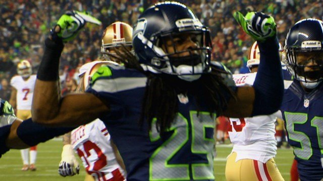 Richard Sherman becomes the second Seahawks player to feature on EA's Madden video game.