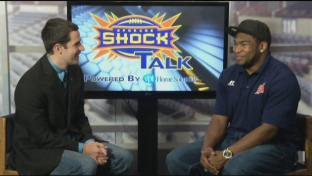 Defensive lineman Derrick Summers joined John Collett for Shock Talk before Spokane faces the Jacksonville Sharks on Saturday.
