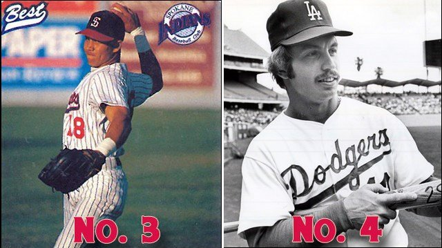 The search to find the greatest Spokane Indian of All Time has come down to No. 3 Carlos Beltran vs. No. 4 Ron Cey