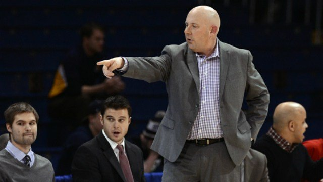 Jim Hayford has already impressed in his time at Eastern, now he will be rewarded with a contract extension. (Photo: EWU)