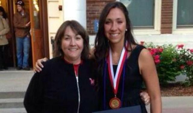 Haley Hodgins earned a prestigious academic award at EWU after completing an impressive basketball season for the Eags.