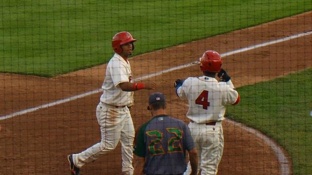 The Indians were able to come from behind to beat Boise 3-2 at Avista Stadium on Saturday.