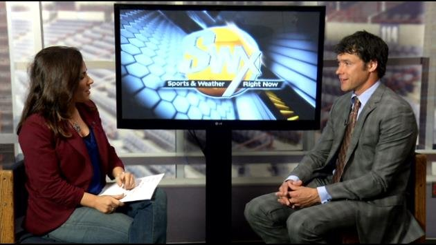 Dan Dickau and Michelle Dapper on SWX Tonight this past Tuesday, June 24.