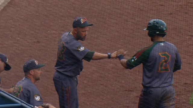 Boise spoiled Tim Hulett's night by handing the Indians their second loss of the season.