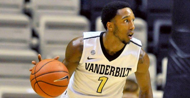Eric McClellan had planned on returning to Vanderbilt after suspension, now he's on Mark Few's squad. (Photo: Foxsports.com)