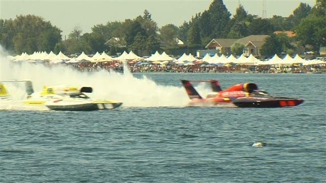 After returning to the waters of Lake Coeur d'Alene last year, the Diamond Cup will not be held in 2014.