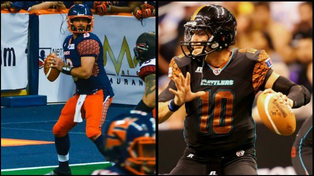 EriK Meyer is the regning MVP, Nick Davila is the Arena Cup champion, which would you choose?