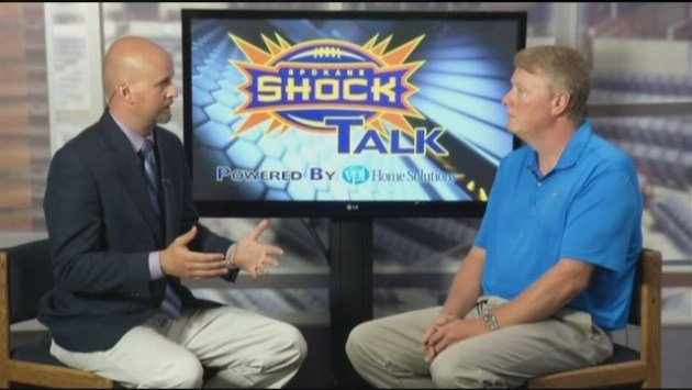 Spokane Shock beat writer Jim Meehan joins Sam Adams in the Fasteners Sports Studio.