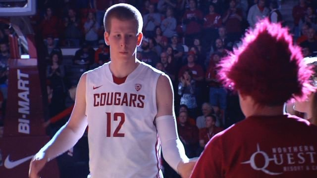 Former WSU Cougar basketball standout Brock Motum has signed with the Utah Jazz.
