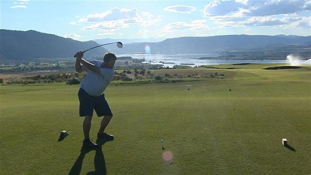 The brand new Gamble Sands golf course in Brewster, Wash. is truly a thing of beauty.