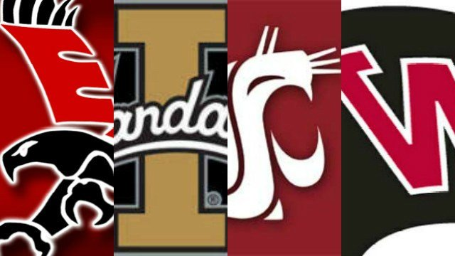 EWU, Idaho, WSU and Whitworth will all begin their fall football practices by this weekend.