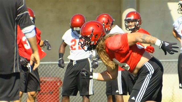 Ronnie Hamlin plans on having one final super season for the EWU defense.
