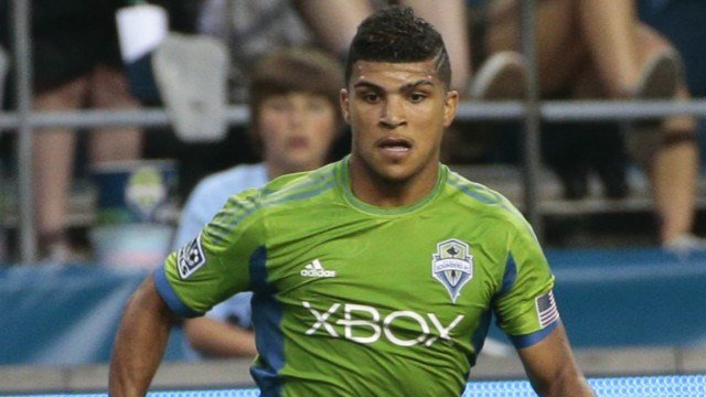 DeAndre Yedlin will become the fourth American to join Tottenham Hotspur after completing the swtich to the London-based club on Wednesday. (Photo: SoundersFC.com)