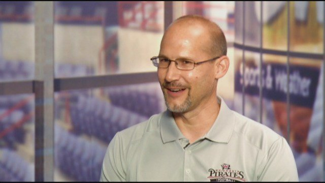 Rod Sandberg joined SWX in the Fasteners Sports Studio on Friday night to talk Whitworth football.