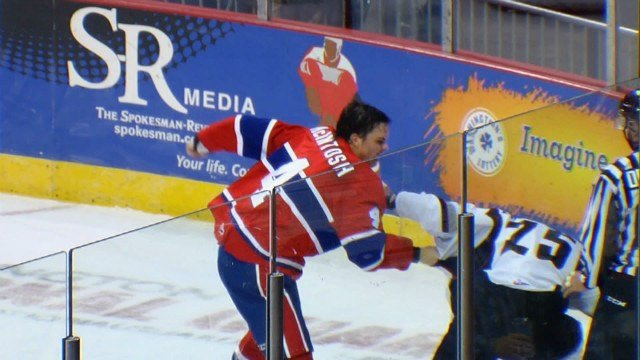 The Spokane Chiefs will be without Jeremy McIntosh's services as he decided to step away from the team on Tuesday.
