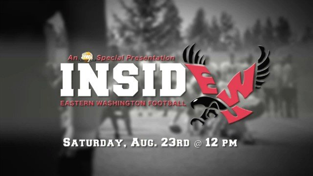 Don't miss this SWX special presentation on EWU football.