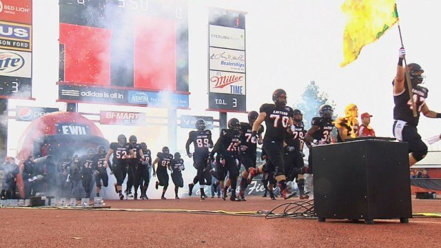 EWU will kick off the entire college football season on Saturday.
