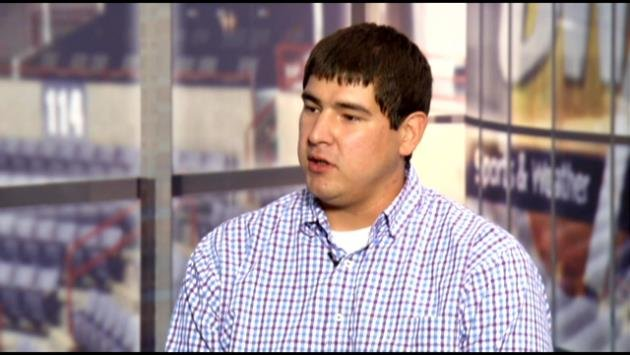 Former Rogers High School standout Levi Horn stopped by SWX to talk about The Natve Project.