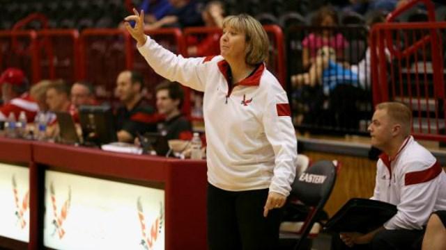 Wendy Schuller and the EWU women's basketball team topped CSUN on Sunday. (Photo: EWU)