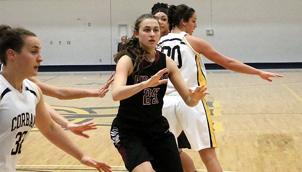 Faith Emerson led Whitworth in scoring with a career-high 22 points in the loss.