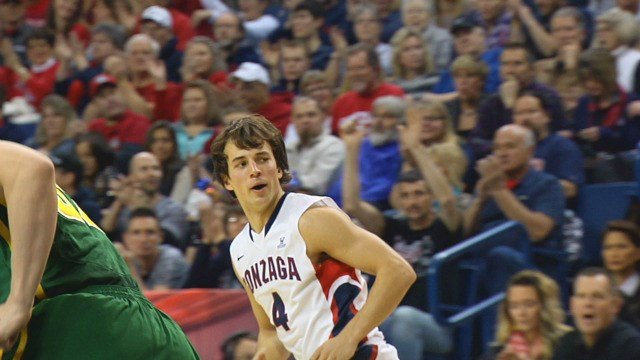 Kevin Pangos is running right to Spain to begin his pro career.
