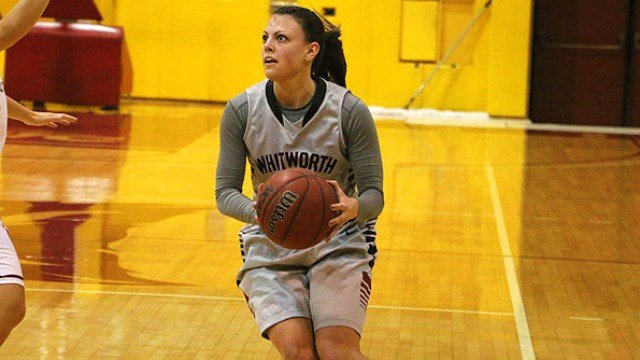 The Whitworth Women came up big on the road as they knocked off the 20th ranked Whitman Missionaries 55-52 (Photo: Whitworth)