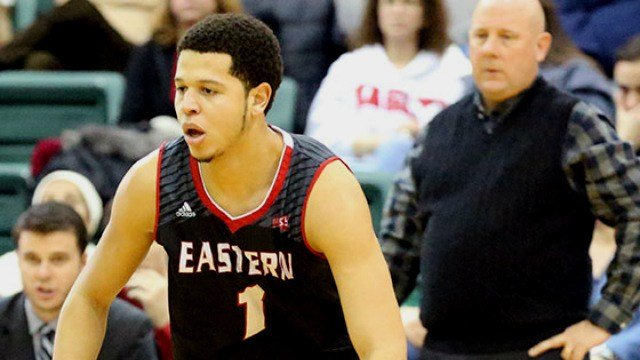 """Tyler Harvey said he was """"all in"""" when it came to the NBA Draft and he meant it."""