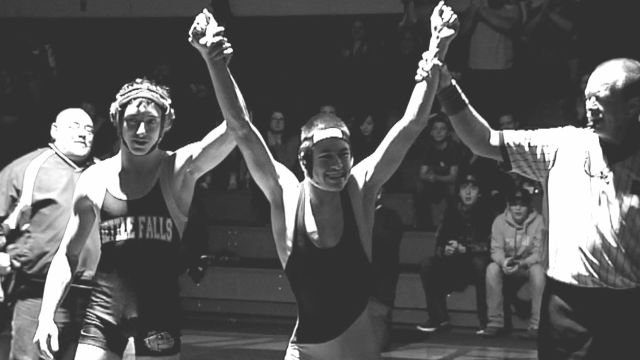 Erick Page will finish undefeated on the mat and is always undefeated when it comes to life.