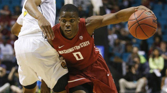 Ike Iroegbu and Josh Hawkinson scored 16 points apiece in the loss to Oklahoma. (Photo: WSU)