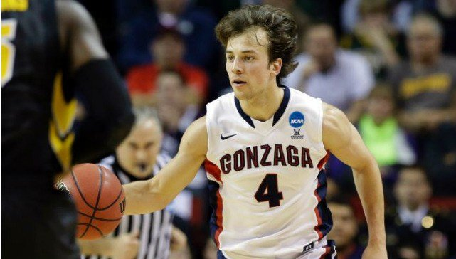 Kevin Pangos had one of the best careers in Gonzaga history, now he's trying to make a new team in the NBA.