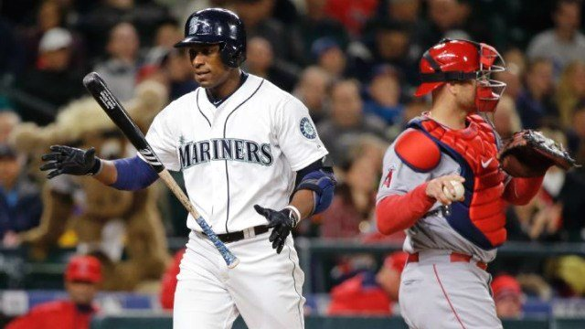 Austin Jackson hit a walk-off to give the Mariners the win over the Orioles. (Photo: ESPN/Twitter)