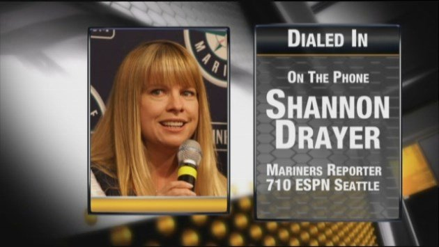 Neil Stover spoke with ESPN Radio's Shannon Drayer about the Mariners early 2015 form.