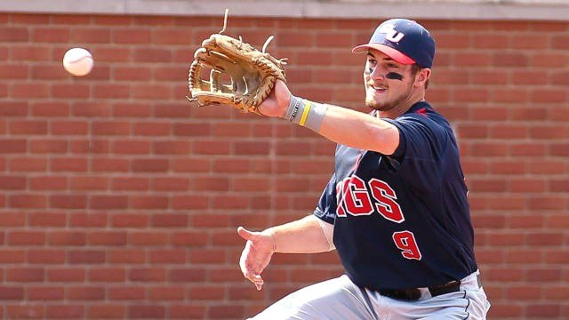 Mitch Gunsolus was drafted by the Boston Red Sox on Tuesday. (Photo: GU)