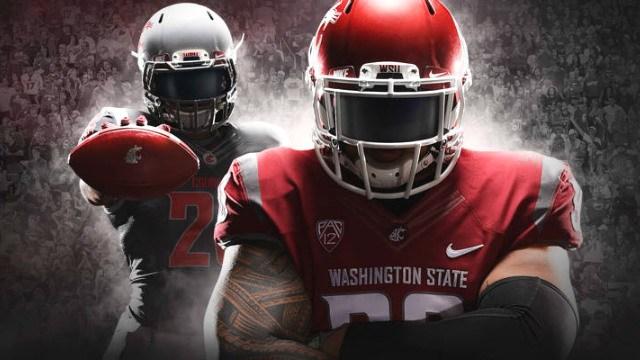 WSU has split into two squads for its annual Crimson and Gray game. (Photo: WSU)