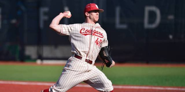 Ian Hamilton was one of the best closers in the country this season. (Photo: WSU)