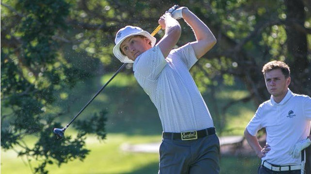 Jared du Toit helped lead the Idaho Men's Golf team to a 2015 Big Sky Conference Crown. (Photo: UI)