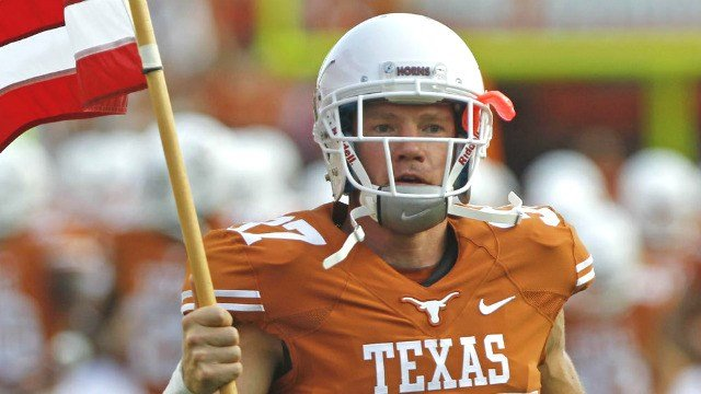 34-year-old Nate Boyer isn't your average long snapper signed to an UDFA contract by the Seahawks. (Photo: Seahawks)