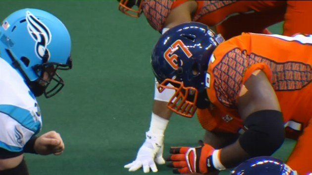 Terrance Taylor and the Shock will host the LA KISS live on SWX on Friday night.